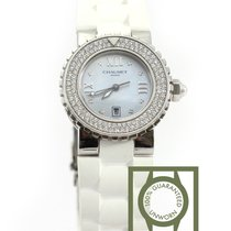 Chaumet Class One Diamonds 33mm WHITE NEW