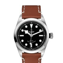 Tudor Black Bay 36 79500-0003  TUDOR HERITAGE Blackbay Cuoio Marrone new