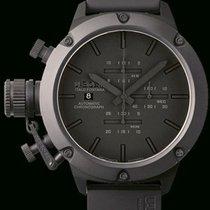 U-Boat Italo Fontana Classico 52 mm Titanium Black Limited...