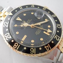 Rolex GMT MASTER REF.16753 NIPPLE DIAL NEVER POLISHED