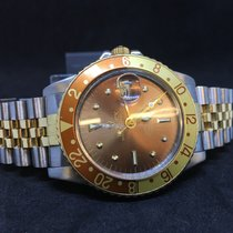 Rolex GMT-Master - 1675 - Tiger - Jubilee - 1975 - Nipple Dial