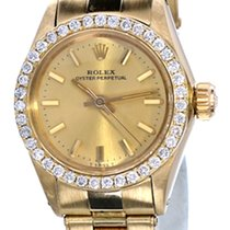 Rolex Oyster Perpetual Lady Yellow Gold 26 mm