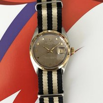 Rolex Vintage Oyster Perpetual Date Two Tone