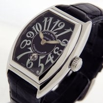 Franck Muller Conquistador Steel 33mm Black Arabic numerals United States of America, California, Los Angeles