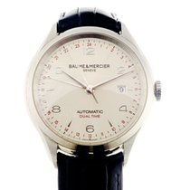 Baume & Mercier Clifton Dual Time GMT  Automatic 42mm