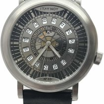 Itay Noy Steel 42mm Automatic 04 pre-owned