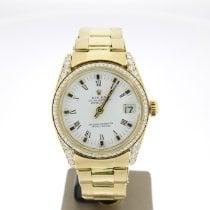 Rolex 6824 Or jaune 1978 Datejust 31mm occasion