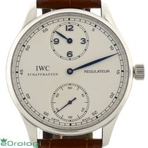 IWC IW544401 Acero 2007 Portuguese (submodel) 43mm usados