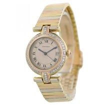 Cartier Trinity Yellow gold 26mm White