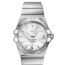 Omega 123.10.38.21.02.001 Steel 2021 Constellation Men 38mm new United States of America, New York, New York