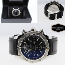 Breitling A44359 Steel Blackbird 44mm pre-owned United States of America, New York, Massapequa Park