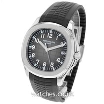 Patek Philippe 5167A-001 Steel 2018 Aquanaut 40mm pre-owned United Kingdom, London