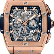 Hublot Rose gold Automatic Transparent 42mm new Spirit of Big Bang