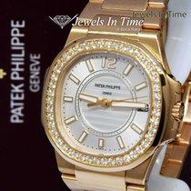 Patek Philippe Růžové zlato 32mm Quartz 7010/1R použité