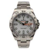 Rolex Explorer II 216570-0001 2013 new