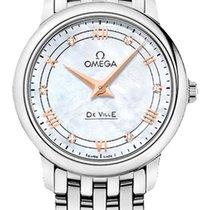 Omega 424.10.27.60.55.001 Acero 2020 De Ville Prestige 27.4mm nuevo