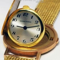 Ulysse Nardin Yellow gold Manual winding Gold 35mm pre-owned