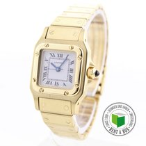 Cartier Santos (submodel) 2000 pre-owned