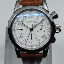 Eberhard & Co. Tazio Nuvolari Steel 42mm White Arabic numerals United States of America, Ohio, Shaker Heights