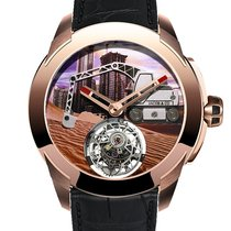Jacob & Co. PI422.40.AB.AB.A New Rose gold 49mm Manual winding
