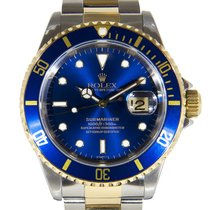 Rolex Submariner Date 116613 1991 pre-owned