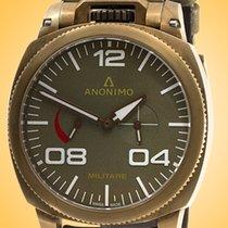 阿纳尼莫 青銅 43.4mm 自動發條 AM.1010.04.002.A01 新的