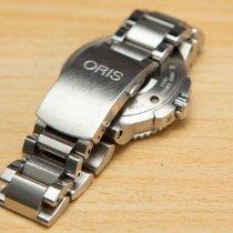 Oris Aquis Date 01 733 7653 4154-07 8 26 01PEB pre-owned