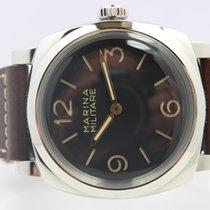 Panerai Special Editions Steel 47mm Black Arabic numerals
