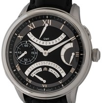 Maurice Lacroix Masterpiece Steel 46mm Black United States of America, Texas, Austin