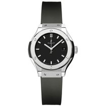 Hublot 33mm Quartz 581.NX.1171.RX new