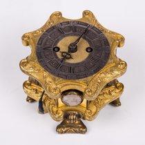 Unikatowy gdański zegar kaflowy 1750 używany
