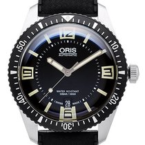 Oris Divers Sixty Five Steel 40,00mm Black