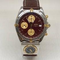 Breitling Chronomat B13047 Очень хорошее Золото/Cталь 40mm Автоподзавод