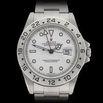 Rolex Explorer II Polar Stainless Steel Gents 16570 - W3604