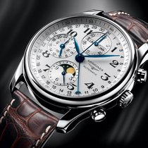 Longines Master Collection Moon Phase Automatic  Mens Chronograph