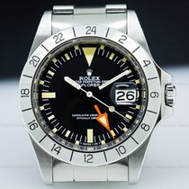 Rolex 1655 1655 Explorer II Steve McQueen Freccione UNPOLISHED...