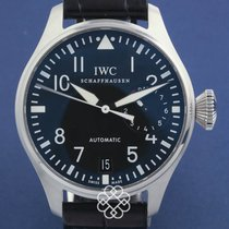 IWC Steel Automatic pre-owned Big Pilot