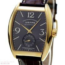 Wempe Glashütte 1/SA Chronometer Ref -WG040007 18k Gelbgold...