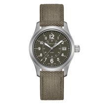 Hamilton Khaki Field Mens Quartz Watch H68201963