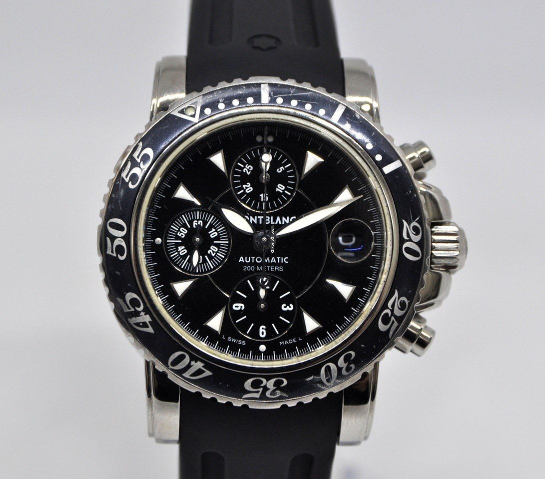 4aa8204a695c Relojes Montblanc - Precios de todos los relojes Montblanc en Chrono24