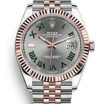 Rolex Datejust II Gold/Steel 41mm No numerals United States of America, New York, NEW YORK