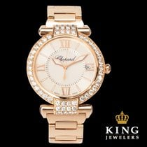 Chopard Imperiale Rose gold 40mm Mother of pearl Roman numerals United States of America, Florida, Aventura