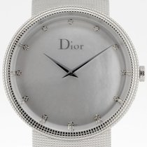 Dior Steel 38mm Quartz pre-owned