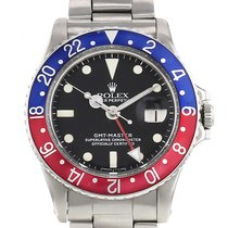 Rolex GMT-Master pre-owned 39mm Steel