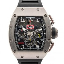 Richard Mille Felipe Massa Flyback Chronograph In Titanio Ref....