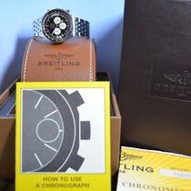 Breitling Navitimer Heritage pre-owned 43mm Steel