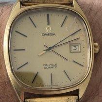 Omega Sarı altın 38mm Quartz 1342 ikinci el Türkiye, Istanbul