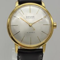 Bifora 34mm Automatic 1962 pre-owned