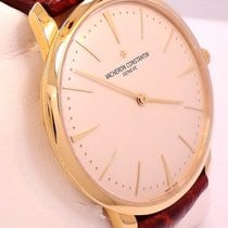 Vacheron Constantin Patrimony Yellow gold 40mm Silver United States of America, Florida, Boca Raton