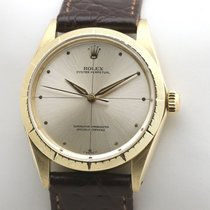 Rolex Yellow gold 34mm Automatic 1008 pre-owned